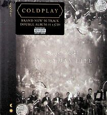 Coldplay -Everyday Life -Double Album 1 CD (NEW) 2019 (Daddy/Trouble In Town)