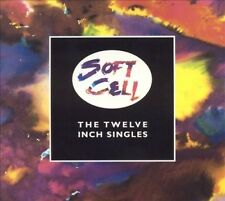 SOFT CELL - THE TWELVE INCH SINGLES NEW CD