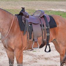 "CASHEL STEP UP STIRRUP EXTENDER SADDLE STANDARD HORSE TACK no mounting block 72"""