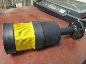 Telemecanique Lamp XUBC21 DL1BDG8 120V Yellow Used
