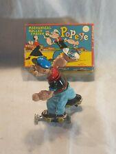 Popeye on Roller Skates w/ Original Box by Linemar
