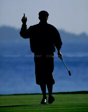 PAYNE STEWART Golf Photo Picture SILHOUETTE Photograph Print 8x10 or 11x14