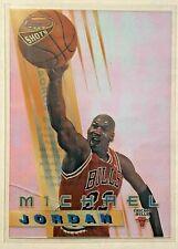 🔥1996 Bowman's Best NBA Basketball Best Shots Michael Jordan Chicago Bulls
