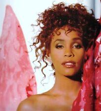 Whitney Houston Photos On Dvd + R Disk / Over 12Oo Photos /