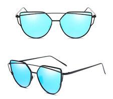 Retrobrille Polarisiert Vintage Real Sonnenbrille Nerd Fashion 2017 Katzenauge uHk5SEbB