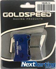 Kart Goldspeed  OK1Praga Kart Brake Pads Brand New - NextKarting