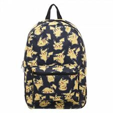 BIOWORLD Pokemon Pikachu All Over Print Sublimated Backpack