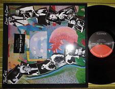 THE CARS, DOOR TO DOOR, LP 1987 GERMANY EX/EX INNER/SL  ELEKTRA 960 747-1