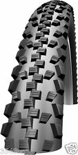 SCHWALBE Black Jack 26in x 2.1 Wired Skin wall tyre (Wire)