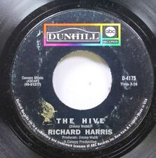 Rock 45 Richard Harris - The Hive / That'S The Way It Was On Dunhill Abc Records
