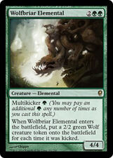 MTG WOLFBRIAR ELEMENTAL - ELEMENTALE ROVO DEI LUPI - CNS - MAGIC