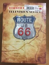 ROUTE 66:THE COMPLETE FIRST SEASON 2008-8DISC BOX SET-STILL SEALED 30 EPISODES