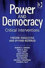 Power and Democracy : Critical Interventions by Sterud, Yvind
