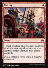 MTG Magic - (C) Rivals of Ixalan - 4x Mutiny x4 - NM/M