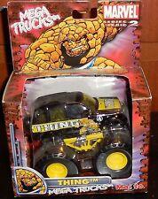 MAISTO MARVEL MEGA TRUCKS Thing Monster Truck Misb New Motorized series 2