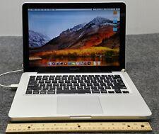 """Apple MacBook Pro A1278 MC700LL/A 2011 13.3"""" Laptop Core i5-2415M, 4GB 320GB HDD"""
