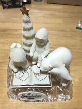 """Dept 56 Celebrating A Snow Babies Journey 1987-1997 """"Let's Go See Jack Frost"""""""