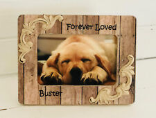 personalized pet frames - dog loss gifts - pet loss gifts - pet memorials