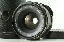 DHL [EXC+5 w/ Case] PENTAX Super Takumar 35mm F3.5 Wide Angle Lens for M42 JAPAN