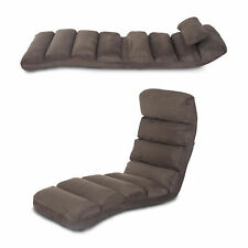 Folding Floor Sofa Bed Adjustable Lounger Sleeper Futon Mattress Chair Lounge