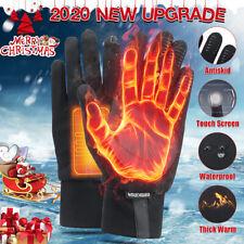 Motorcycle Motorbike Gloves  Bike Warm Thermal Winter Touch Screen Waterproof AU