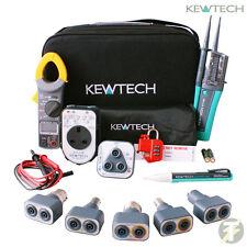 Kewtech KT1780 KIT32,Lightmate,203 Pince Amperemetrique,PAT Adaptateur,R2
