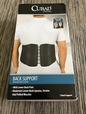 Curad Back Support with Dual-Pulley System, 2X 2XL large