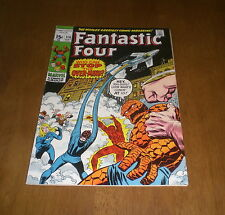 FANTASTIC FOUR COMIC BOOK No. 114 - WHO CAN STOP THE OVER MIND