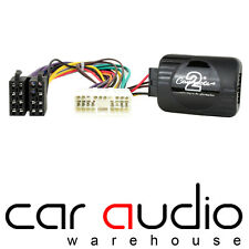 Vauxhall Zafira 99-04 JVC Car Stereo Radio Steering Wheel Interface Adaptor
