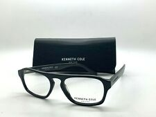 NEW KENNETH COLE NEW YORK KC0285 001 BLACK 53-19-145MM / CASE