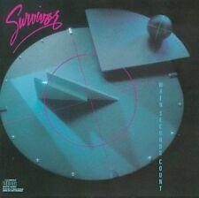 Survivor When seconds count (1986) [CD]