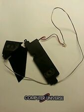 GENUINE OEM MSI MS-1352 X340 Series LAPTOP INTERNAL LEFT & RIGHT SPEAKER SET
