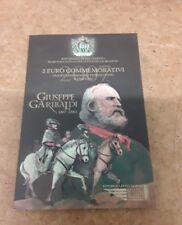 San Marino Giuseppe Garibaldi 2 euro coin 2007 - FREE UK P&P