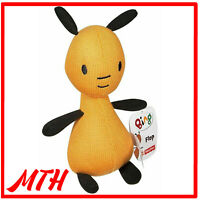 "Cbeebies Bing Bunny SULA 8"" Soft Plush Toy Fisher Price Mattel Original 2014 NEW"