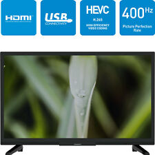 "Grundig GHB5700 12 Volt LED TV Fernseher 24"" 61 cm LCD Triple-Tuner DVB-S2/T2/C"