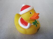 Weihnachts- Ente Dorint Hotel Badeente Quietscheente Gummiente Christmas