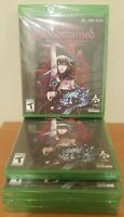 Bloodstained: Ritual of the Night Xbox One [Brand New] FACTORY SEALED