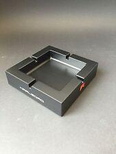 MARLBORO Aschenbecher Metall 1teilig 16x16cm NEU OVP Zigarre Zigaretten Ashtray