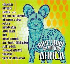 Rhythms Del Mundo : Africa CD