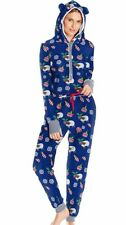 064f61c9c One Piece Christmas Blue Sleepwear   Robes for Women