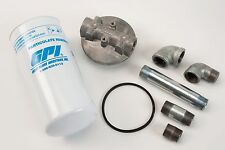 "Diesel Fuel Filter Kit 1"" NPT Includes 30 micron particulate filter. & KIT"