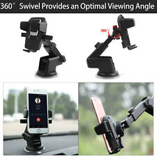 Universal Car 360° Windshield Dash Mount Cell Phone Holder for iPhone 8 Plus