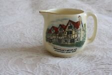 Vintage Crown Devon Fieldings Jug . Stratford Upon Avon.