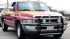 1994-2001 Dodge RAM 1500 / 2500  Stainless Steel - GRILL GUARD / BRUSH GUARD