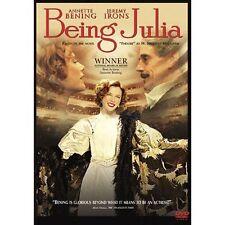 Being Julia (DVD, 2005) NEW SEALED