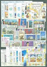 Zypern-komp.-satz-500 Briefmarken Zypern Jahre Amt Für Altertümer 1986-postfrisch--top