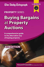 The  Daily Telegraph  Buying Bargains at Property Auctions by Howard Gooddie...