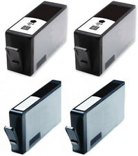 4 364 XL 2x Black+ 2x Photo Black Cartridges For HP Photosmart All in 1 printers