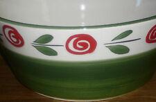 1 Schüssel  13.5cm  Zeller  Keramik  Bessy 4475 Handgemalt  Zell am Harmersbach