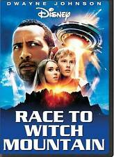 Walt Disney Race to Witch Mountain DVD NEW Factory Sealed Free Shipping